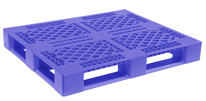 Blue USDA FDA Plastic Pallet Racx