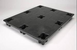 48 x 40 plastic export pallet ctc composite technologies plastic pallet